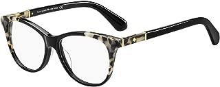 Eyeglasses Kate Spade JOHNNA 0WR7 Black Havana / 00 Demo Lens