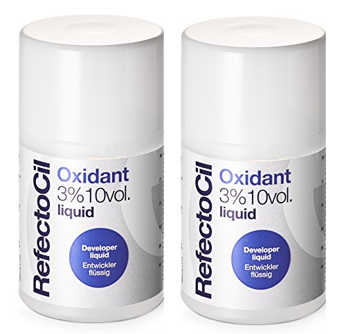 2 Set: Refectocil Developer Liquid 3% 1. 7 Oz by Refectocil