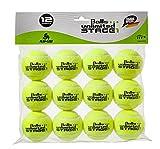 Balls ... unlimited Stage 1 Tournament (grün) Kinderbälle, Trainingsbälle 25% Druckreduziert, Methodikbälle - 12er Pack