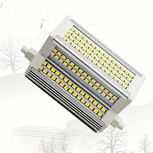 R7S LED 118mm Bombilla 50W SMD 2835 Lámpara LED 110-240V 500W Luz de maíz Ahorro de energía Reemplazo de luz halógena