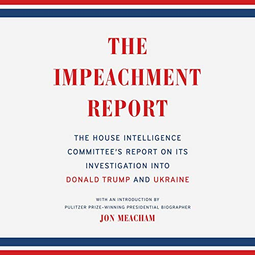 The Impeachment Report Titelbild