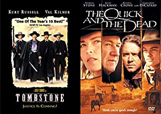 Justice Is Coming, Are You Quick Enough: Tombstone & The Quick and the Dead (Double Feature DVD Bundle)