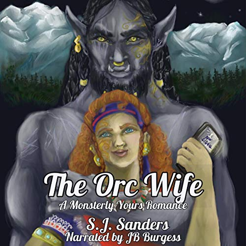 The Orc Wife audiobook cover art
