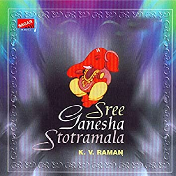 Sree Ganesha Stotramala