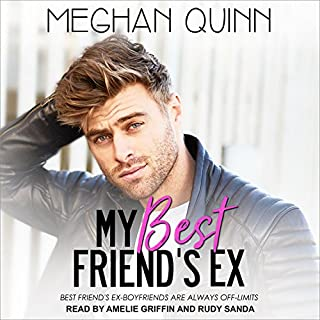 My Best Friend's Ex cover art