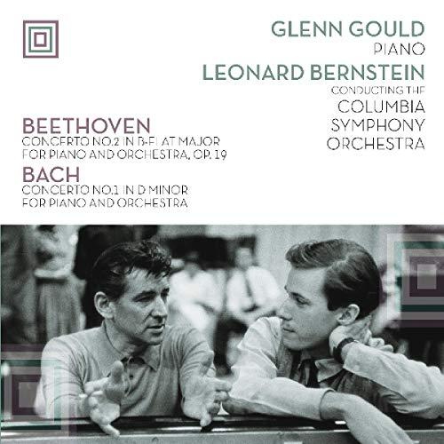 Plays Beethoven Concerto No.2 and Bach Concerto No.1 [180 gm LP Vinyl]...