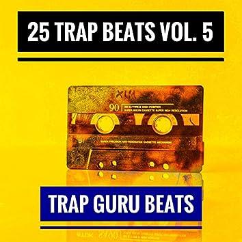 25 Trap Beats, Vol. 5