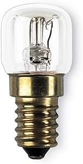 Xavax Ampoule pour four (15W, E14, 85 lm, 1000 h, blanc chaud, forme ampoule) blanc chaud