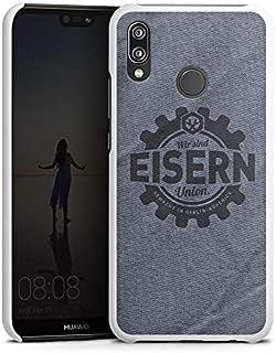 DeinDesign H/ülle kompatibel mit Huawei P20 Lite Handyh/ülle Case KSC Karlsruher SC Offizielles Lizenzprodukt