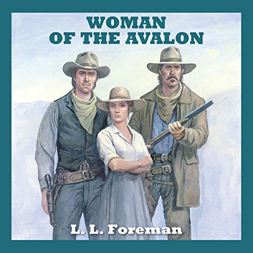 Woman of the Avalon audiobook cover art