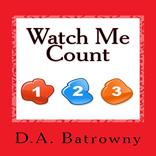 Watch Me Count audiobook cover art