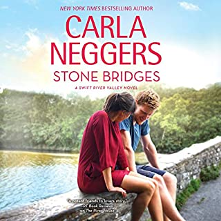Stone Bridges audiobook cover art