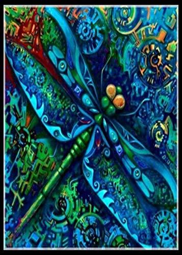 Diamond Painting Kopf E-Stream Kopf Diy Erwachsenen 5D Diamant Malerei Kit Voller Diamant Stickerei Bild Kreuzstich Home Crafts Home Dekoration Geschenk 40 * 50Cm