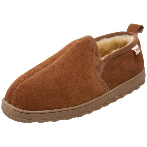 Tamarac by Slippers International Men's Cody Sheepskin...