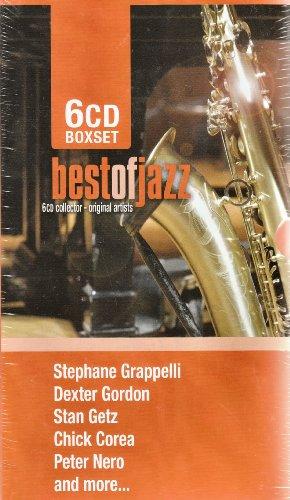 BEST OF JAZZ / 6 CD BOX-SET