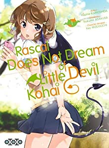 Rascal does not dream of Little Devil Kohai Edition simple Tome 1