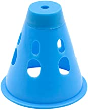 Swide Tent Peg Cover met Waarschuwingslichten Tent Nail Draagbare Meerdere Kleuren Essentiële Tent Accessoires Waterdicht ...