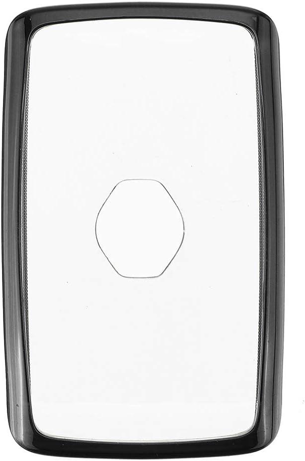 Rosa YONGYAO TPU Car Remoto Cover Custodia Chiave per Renault Clio Kadjar Megane Captur Koleos 2016+