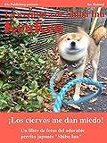 La aventura de Shiba Inu Kenken, el perro Samurai japonés. Vol.1 ¡Los ciervos me dan miedo!