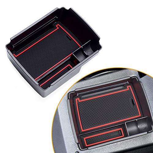 Für V W Golf 7 Aufbewahrungsbox Organizer Armlehne Mittelkonsole Handschuhfach Mit Rutschhemmender Matte Innen Auto Zubehör