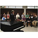 Glee Neil Patrick Harris as Bryan Ryan addressing Glee Club 8 x 10 Inch Photo