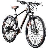 Whistle Mountainbike 29 Zoll MTB Hardtail Patwin 2053 2020 Fahrrad Mountain Bike (schwarz/Neonorange, 53 cm)
