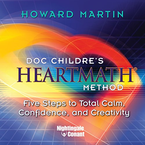 HeartMath Method audiobook cover art