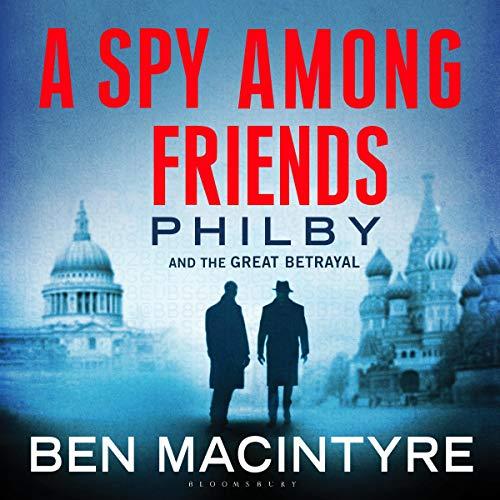 A Spy Among Friends Titelbild
