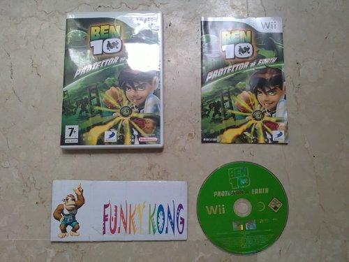 Ben 10: Protector of Earth (Wii) [Edizione: Regno Unito]