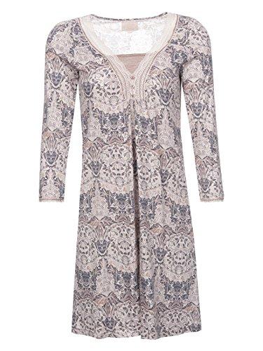 Vive Maria Soft Baroque Damen Nachthemd Allover, Größe:XL