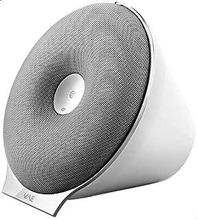 Hercules WAE Wireless Portable Speaker – White, BTP02-W