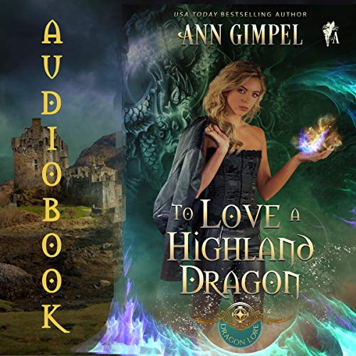 To Love a Highland Dragon audiobook cover art