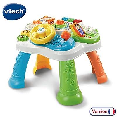 VTech - Ma Table d'Activité Bilingue - Multicolore