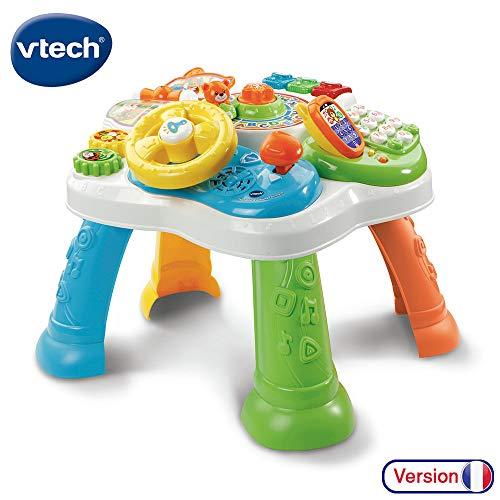 Photo de vtech-181515-ma-table-dactivite-bilingue-multicolore