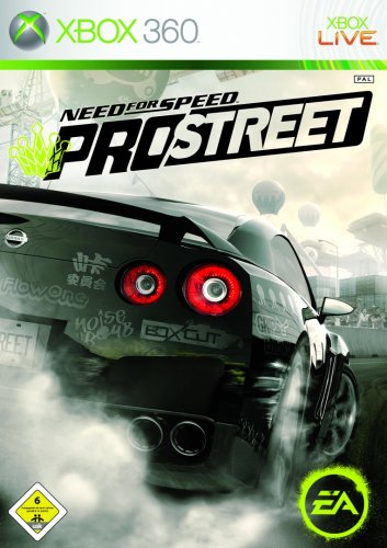 Electronic Arts Need For Speed Prostreet Xbox 360 - Juego (DEU)
