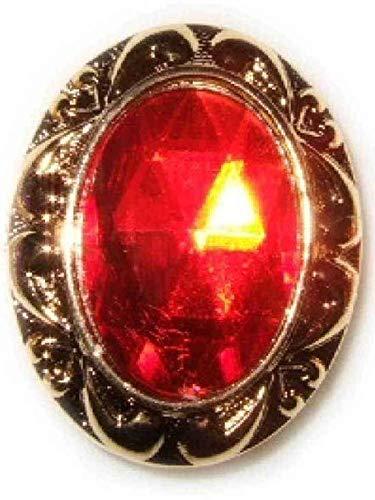 Ring - Rode steen - Sinterklaas