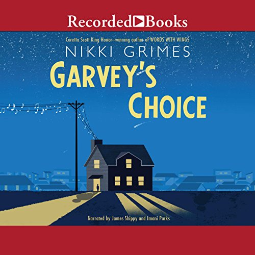 Garvey's Choice  By  cover art