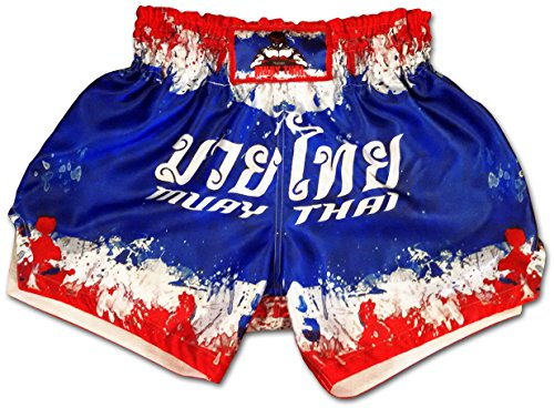 Siam7 Muay Thai Shorts