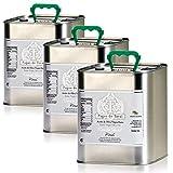 3 latas de 2,5 litros - Pagos de Toral Cosecha Selecta - Aceite de Oliva Virgen Extra - Variedad...