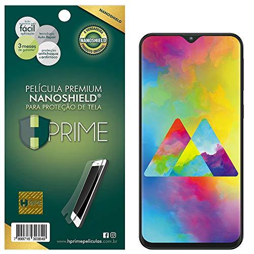 Pelicula HPrime NanoShield para Samsung Galaxy M20, Hprime, Película Protetora de Tela para Celular, Transparente