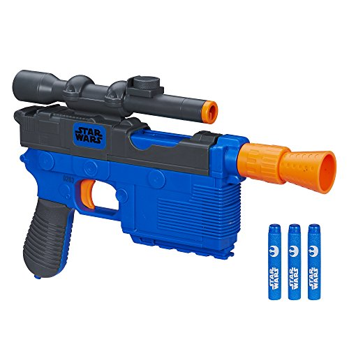 Star Wars Episode VII Han Solo Blaster