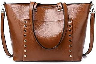 حقيبة للبنات-بني - حقائب الكتف