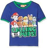Nickelodeon Paw Patrol QE1142-BLUE Camiseta, Azul, 3-4 aos (Tamao Fabricante:4 aos) para Nios