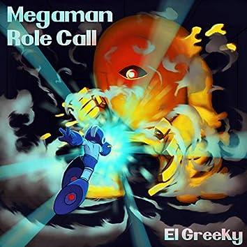 Mega Man Role Call