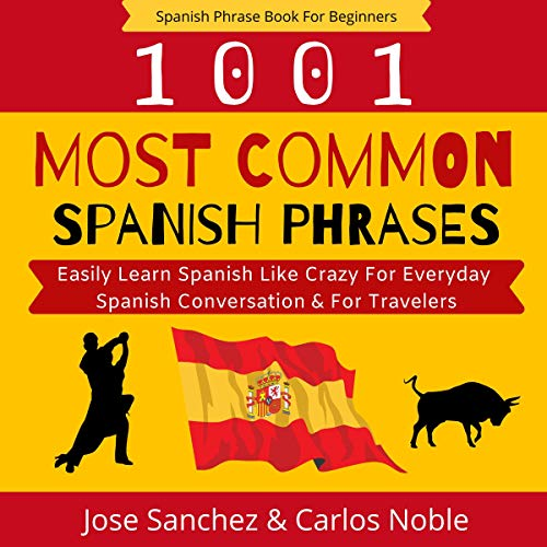Spanish Phrase Book for Beginners  By  cover art