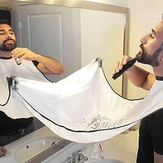 Shaving bib bathroom bib hair clipping bib shaving shaving bib apron men's shaving shawl men's non-sticking hair grooming ...