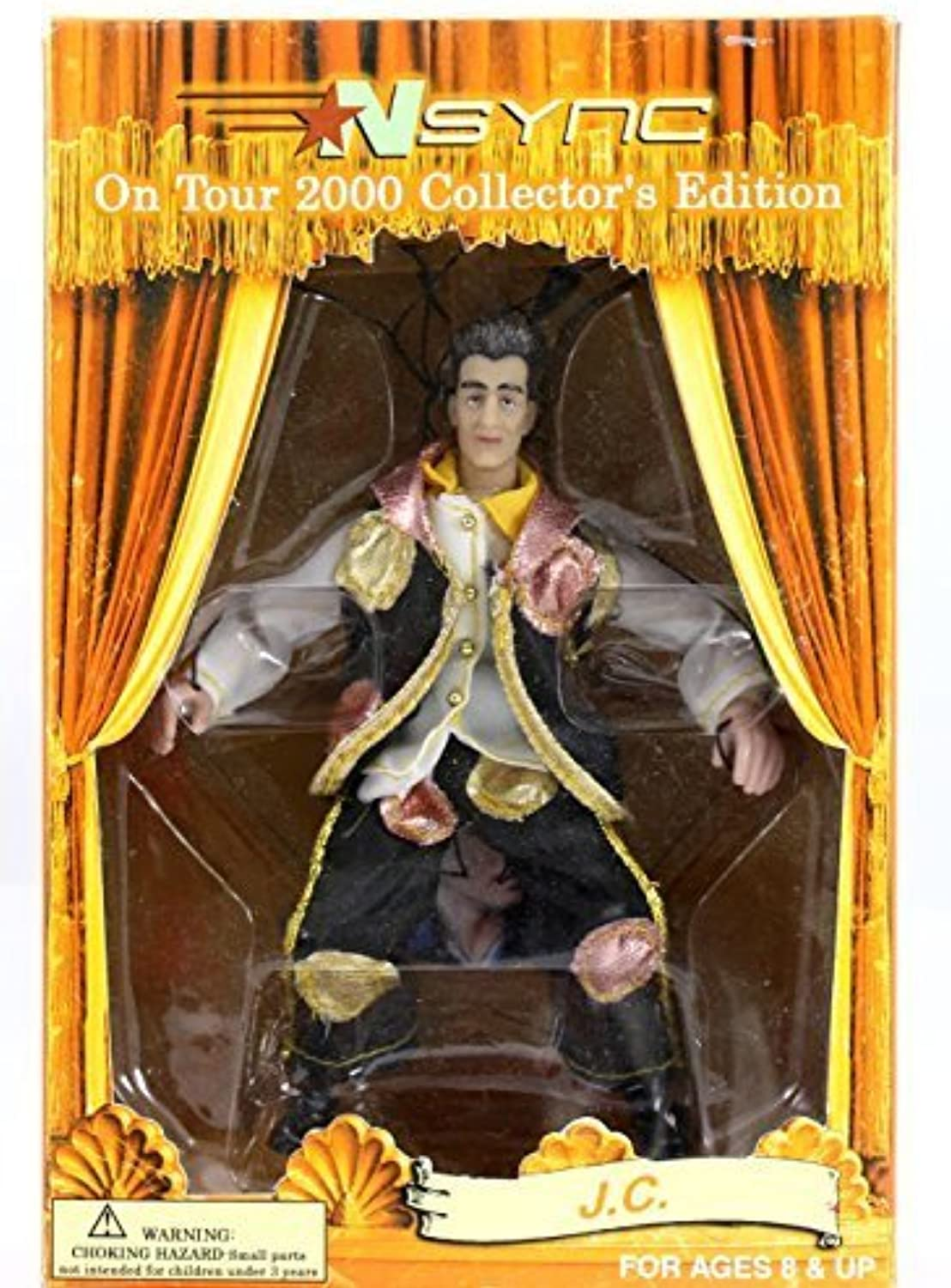 NSync on Tour 2000 Collector's Edition, J.C. Marionette by All Entertainment