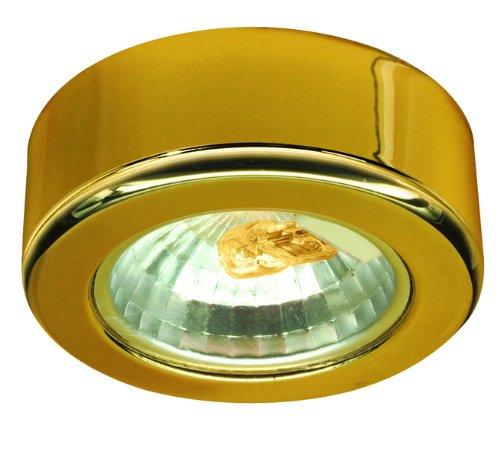 Paulmann Möbel Aufbauleuchte gold SB-Verp. Einbauleuchten