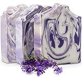 Best Handmade Soaps - Ansley Bridge - Natural Artisanal Handmade Lavender Soap Review