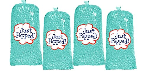 Learn More About Turquoise Colored Holiday Party Popcorn 4- Pack (72 Cups per Case)